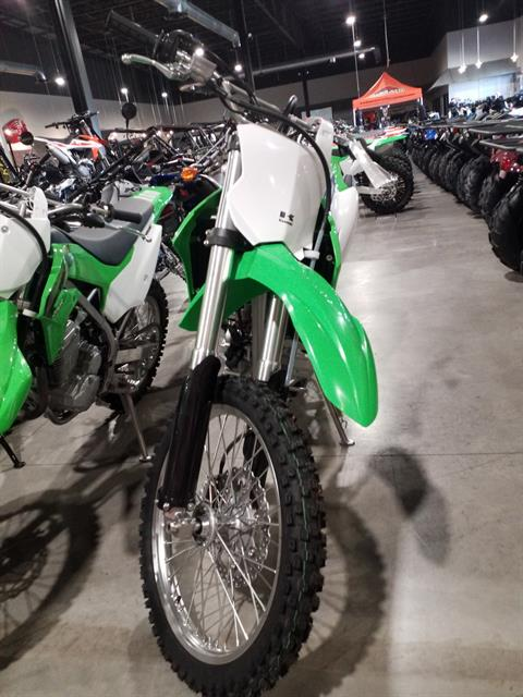 2020 Kawasaki KLX 300R in Cedar Rapids, Iowa - Photo 2