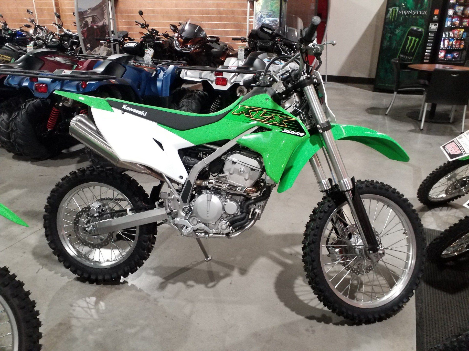 2020 Kawasaki KLX 300R in Cedar Rapids, Iowa - Photo 1