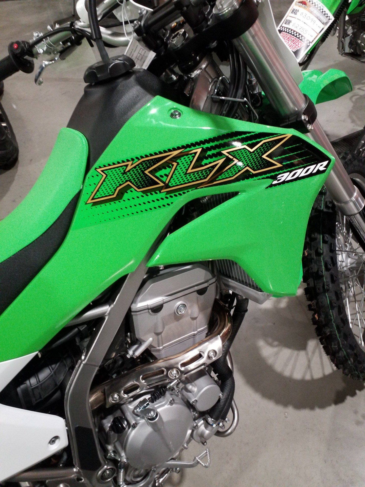 2020 Kawasaki KLX 300R in Cedar Rapids, Iowa - Photo 5
