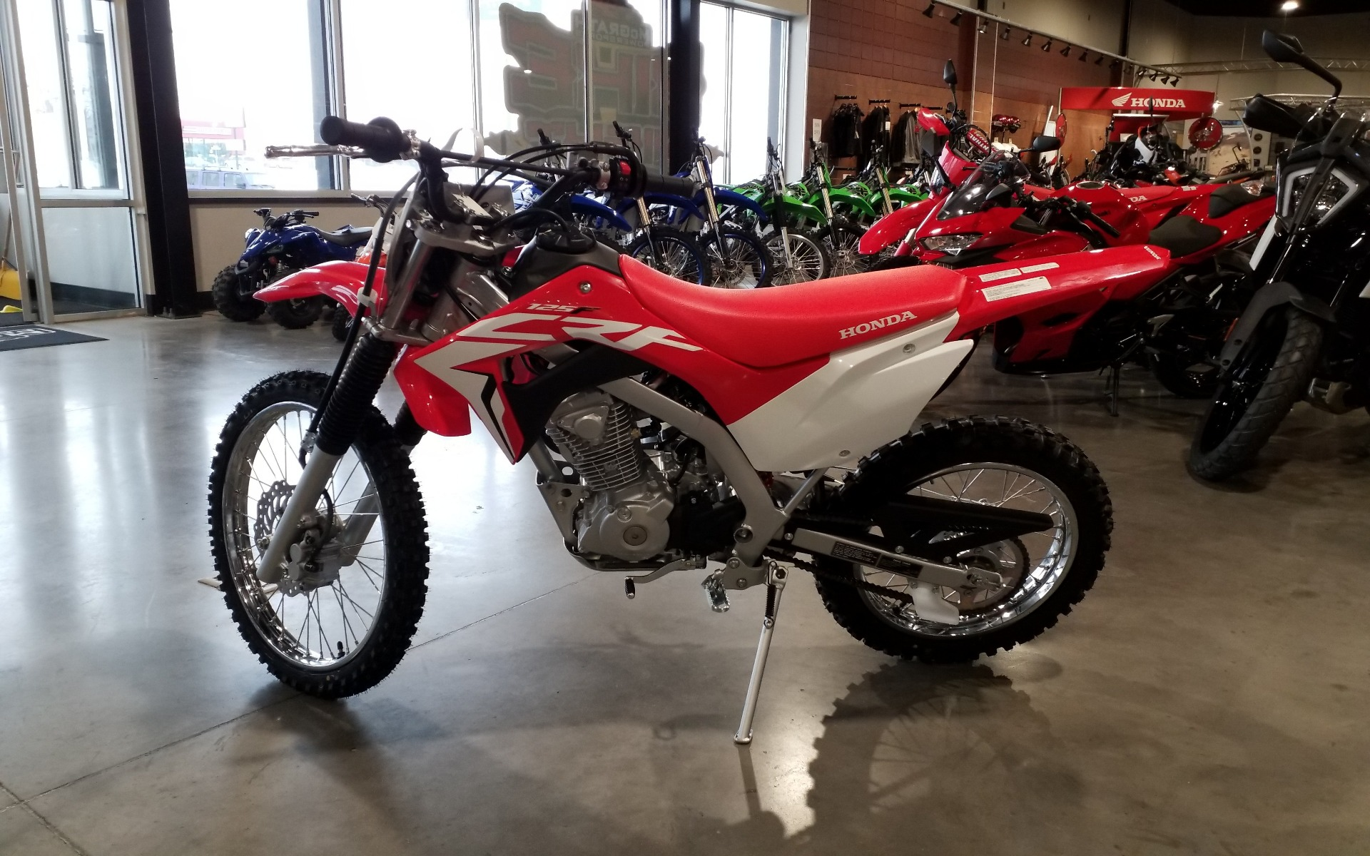 2021 Honda CRF125F (Big Wheel) in Cedar Rapids, Iowa - Photo 3