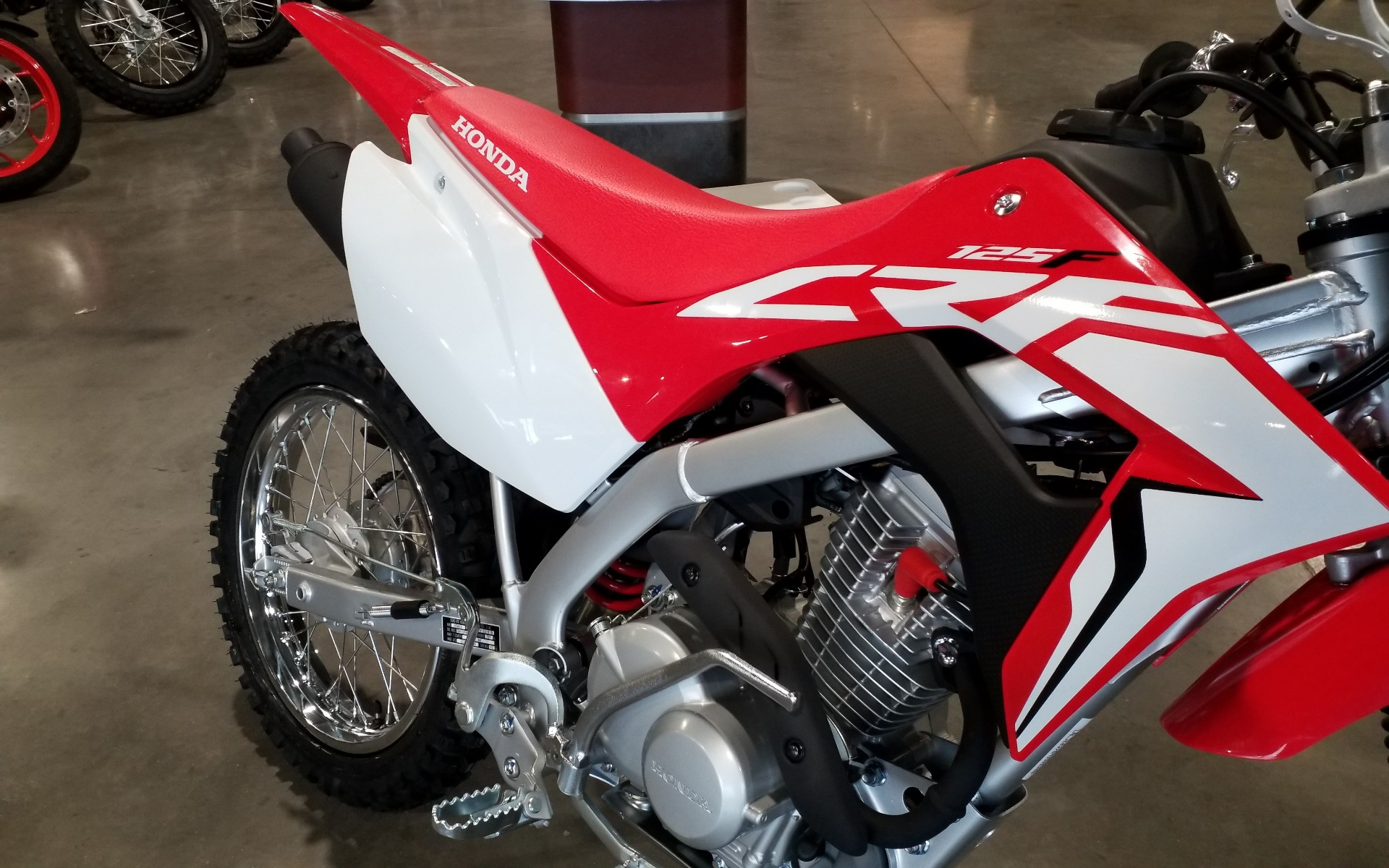 2021 Honda CRF125F (Big Wheel) in Cedar Rapids, Iowa - Photo 5