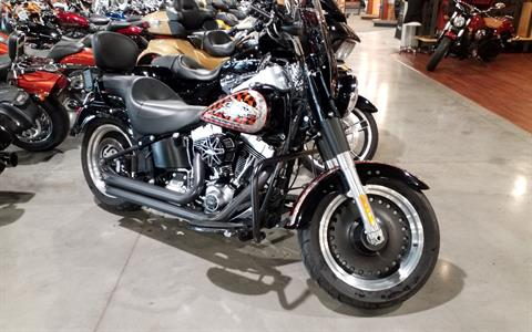 2012 Harley-Davidson Softail® Fat Boy® Lo in Cedar Rapids, Iowa - Photo 1