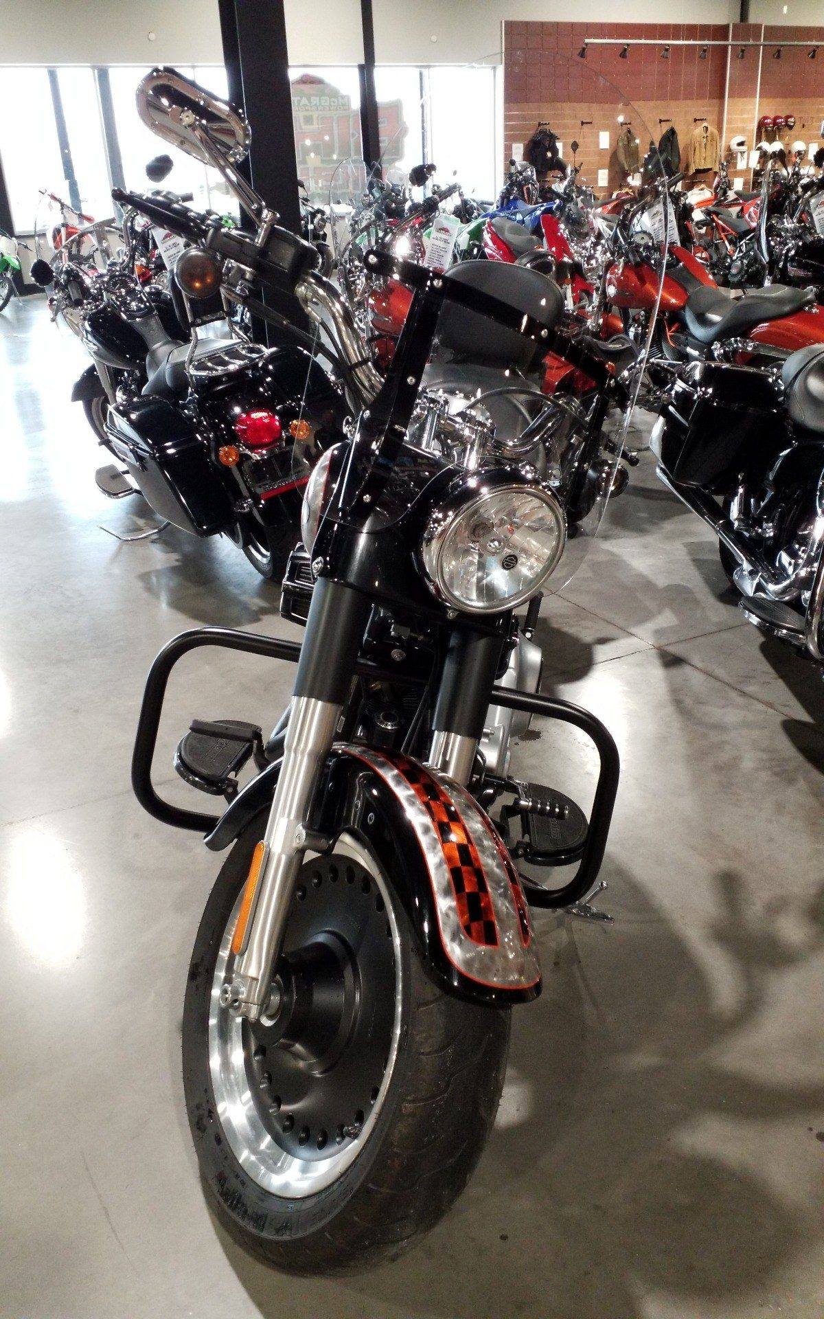 2012 Harley-Davidson Softail® Fat Boy® Lo in Cedar Rapids, Iowa - Photo 2