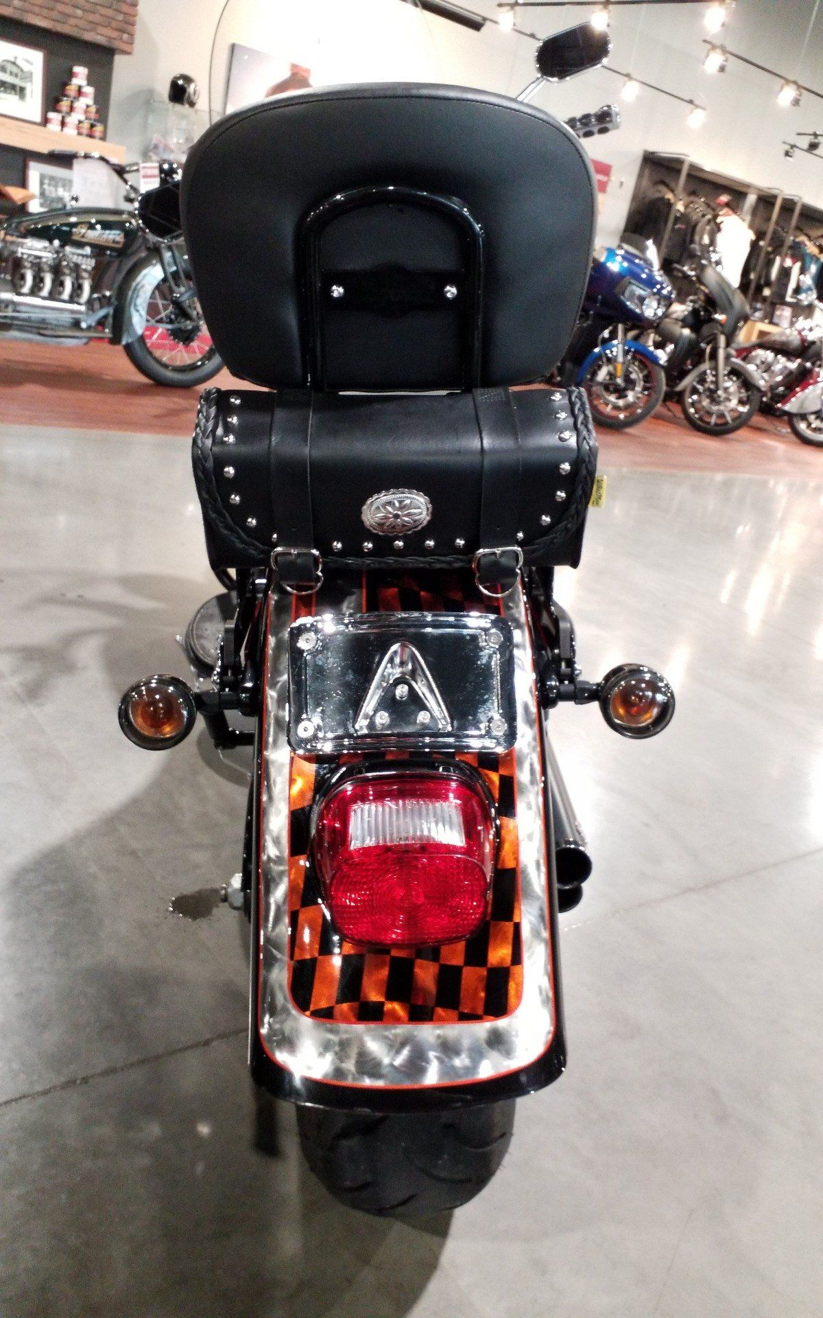 2012 Harley-Davidson Softail® Fat Boy® Lo in Cedar Rapids, Iowa - Photo 6