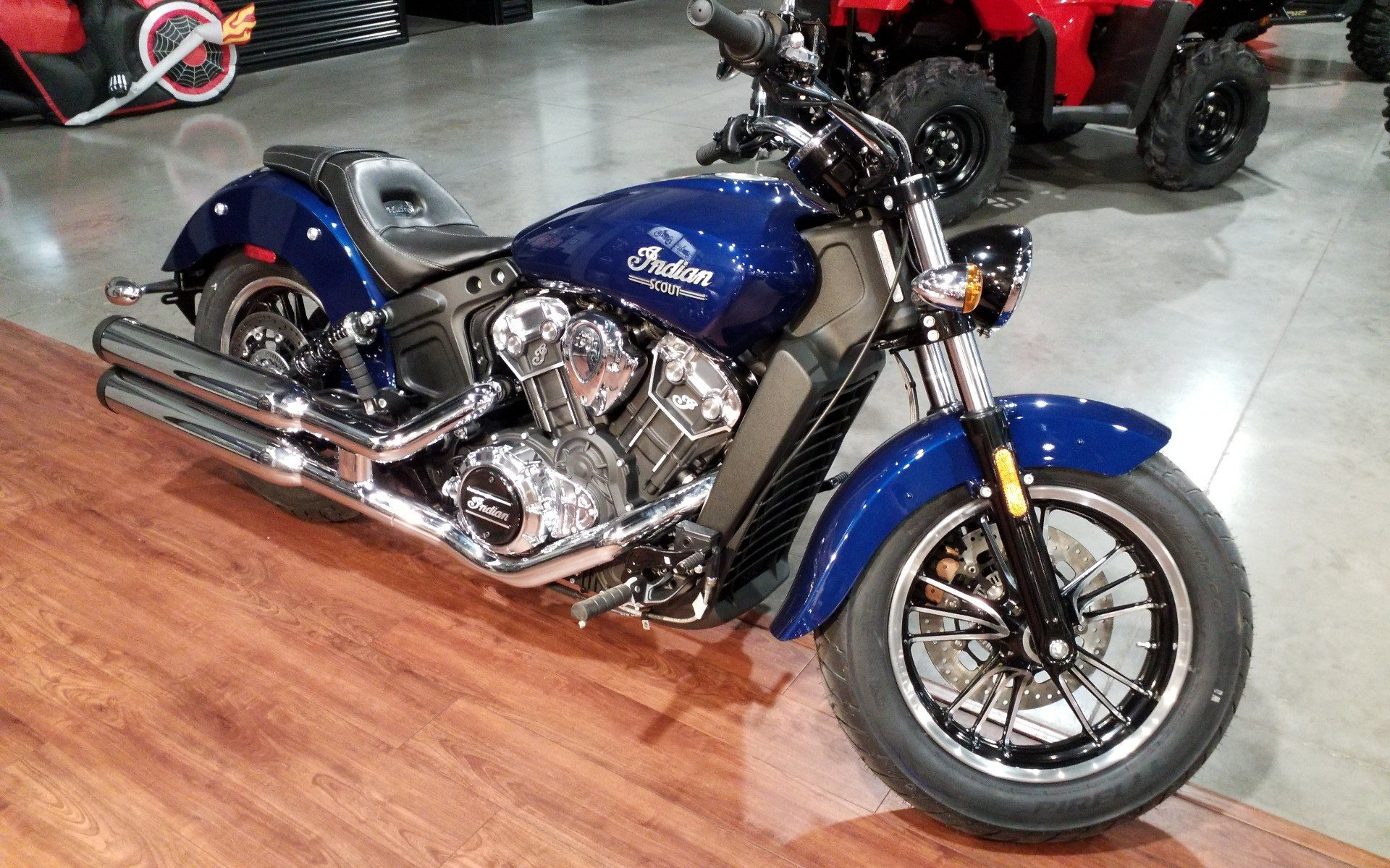 2021 Indian Scout® ABS in Cedar Rapids, Iowa - Photo 1