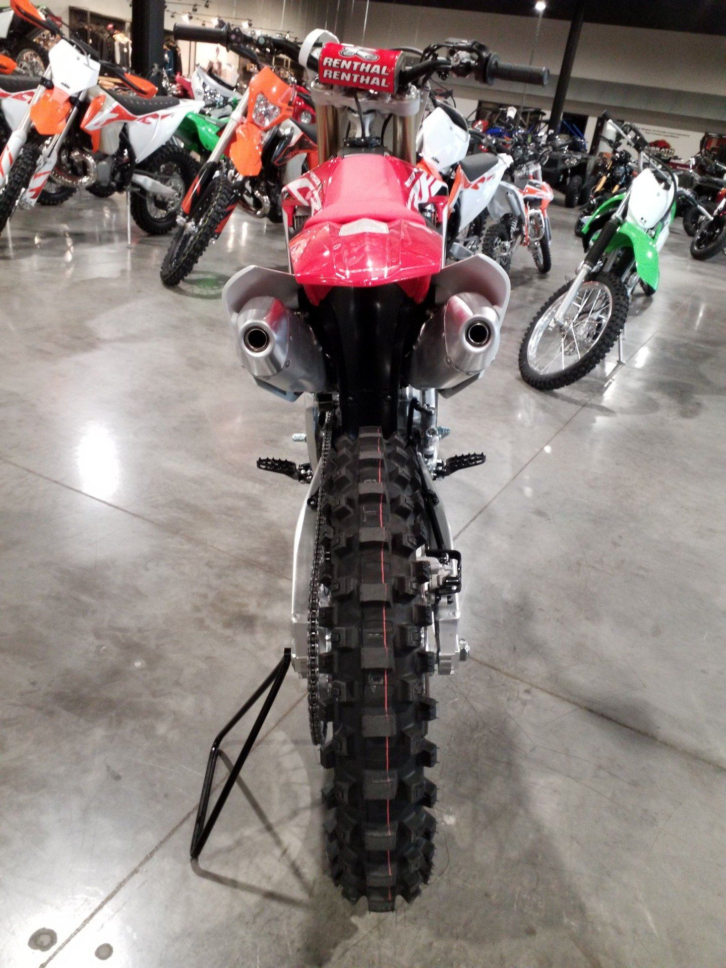 2020 Honda CRF450R in Cedar Rapids, Iowa - Photo 5