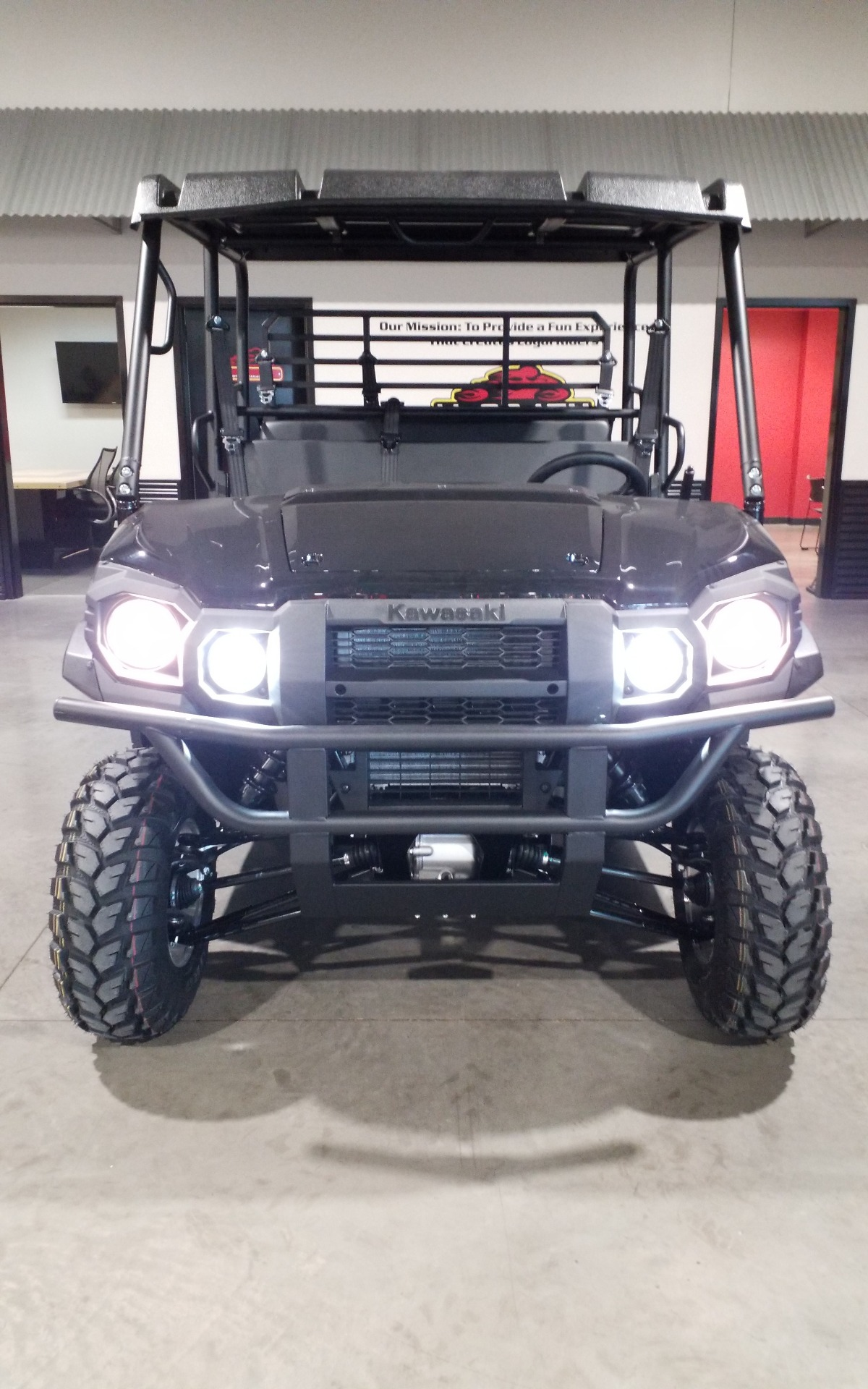 2021 Kawasaki Mule PRO-FXT EPS LE in Cedar Rapids, Iowa - Photo 2
