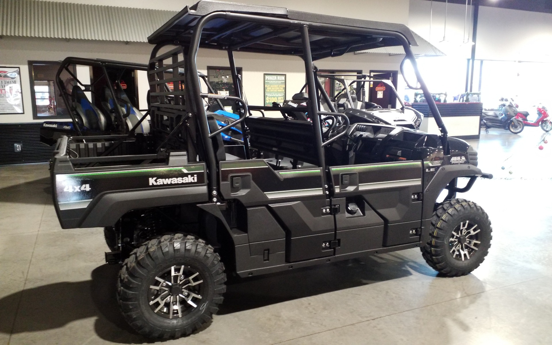 2021 Kawasaki Mule PRO-FXT EPS LE in Cedar Rapids, Iowa - Photo 3