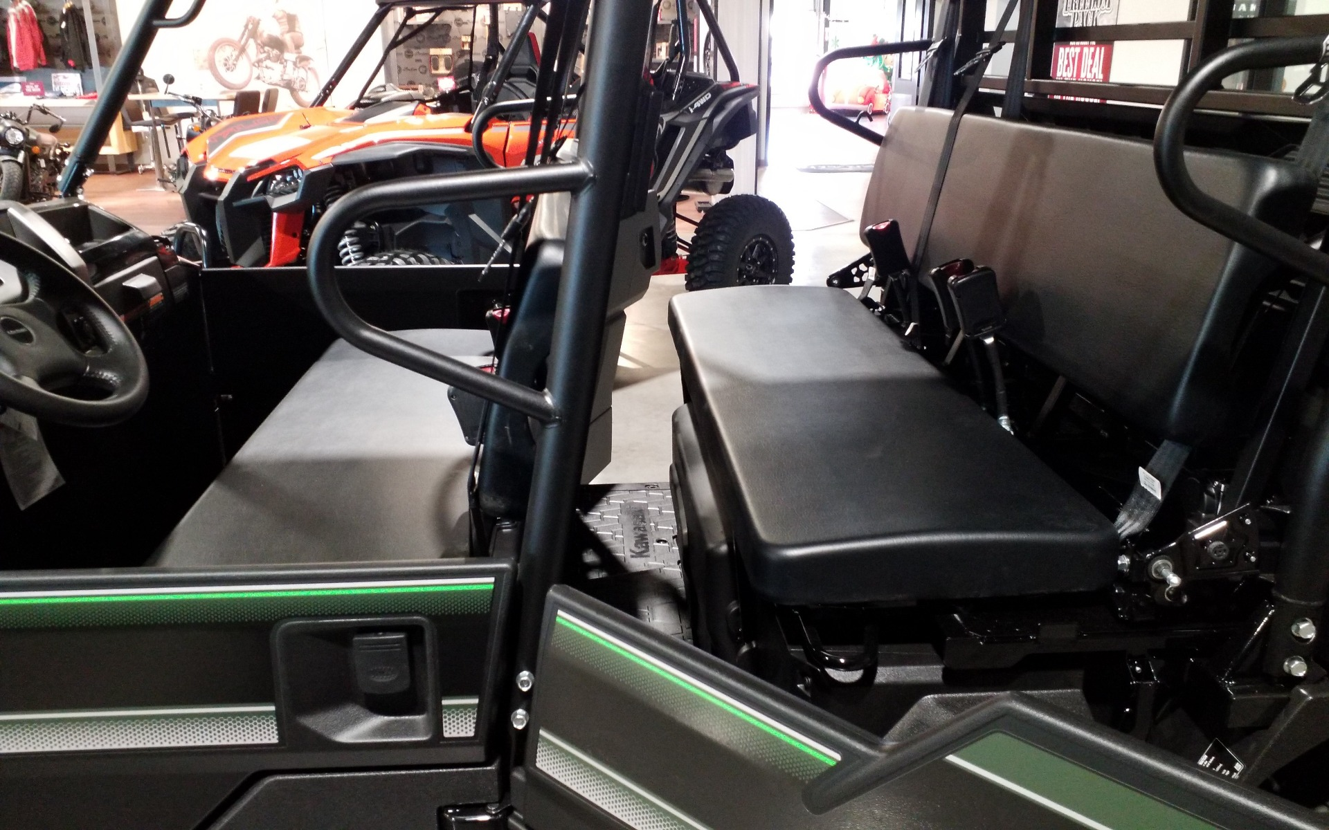 2021 Kawasaki Mule PRO-FXT EPS LE in Cedar Rapids, Iowa - Photo 4
