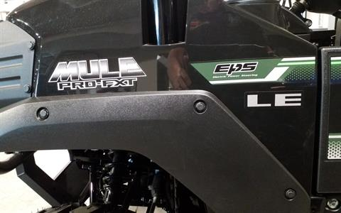 2021 Kawasaki Mule PRO-FXT EPS LE in Cedar Rapids, Iowa - Photo 8