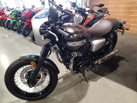 2019 Kawasaki W800 Cafe in Cedar Rapids, Iowa - Photo 3
