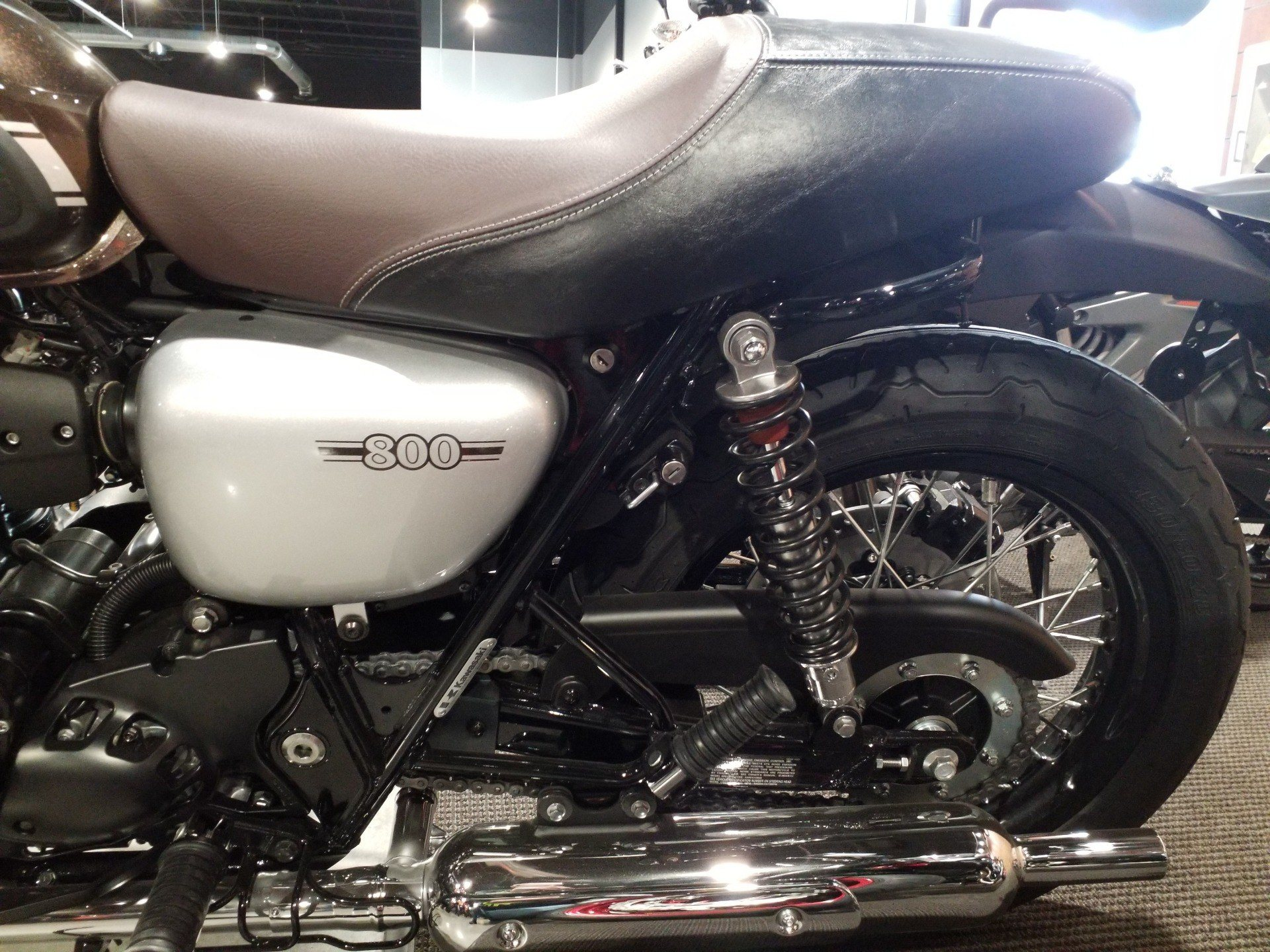 2019 Kawasaki W800 Cafe in Cedar Rapids, Iowa - Photo 5