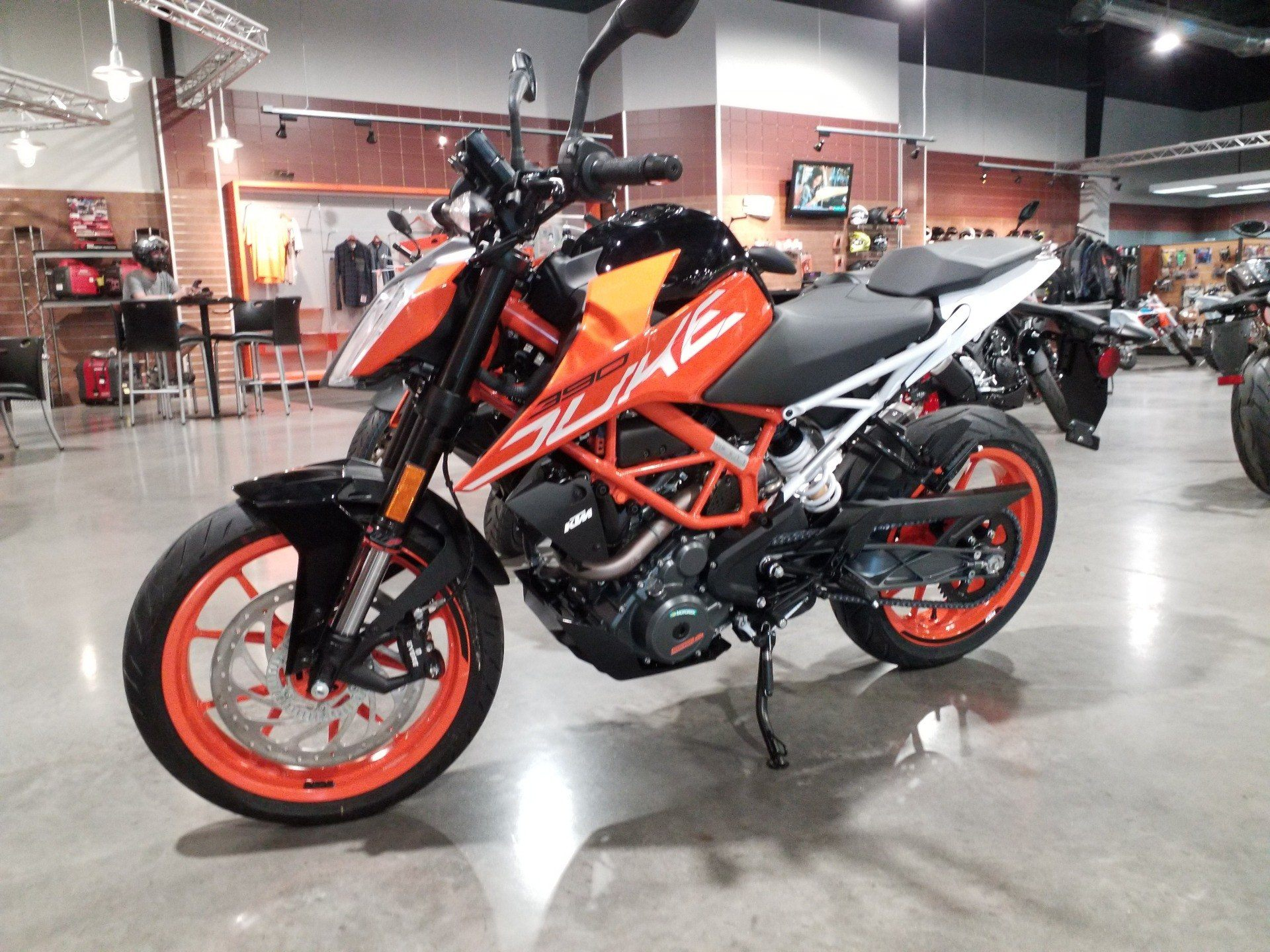 2020 KTM 390 Duke in Cedar Rapids, Iowa - Photo 1