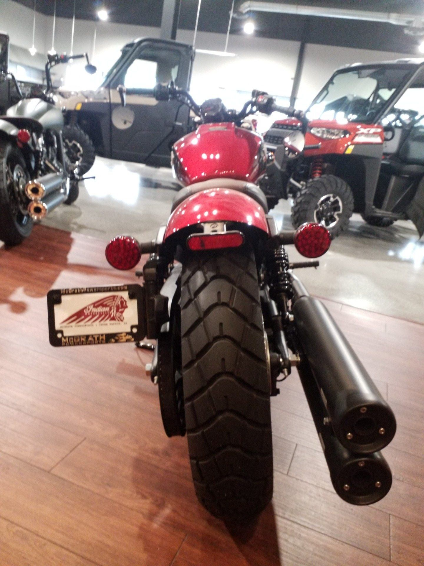 2019 Indian Scout® Bobber ABS Icon Series in Cedar Rapids, Iowa - Photo 4