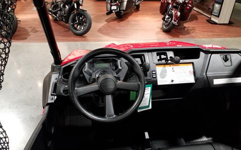 2021 Honda Pioneer 1000-5 Deluxe in Cedar Rapids, Iowa - Photo 6