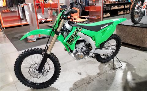 2021 Kawasaki KX 450 in Cedar Rapids, Iowa - Photo 3