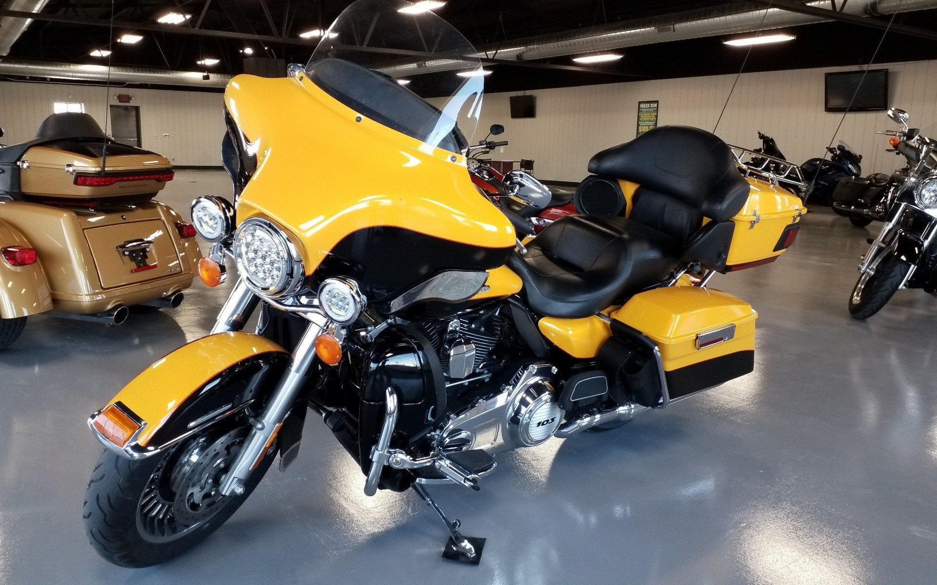 2013 Harley-Davidson Electra Glide® Ultra Limited in Cedar Rapids, Iowa - Photo 4