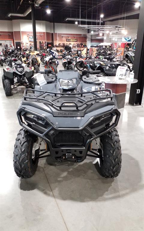2021 Polaris Sportsman 570 Utility HD Limited Edition in Cedar Rapids, Iowa - Photo 1