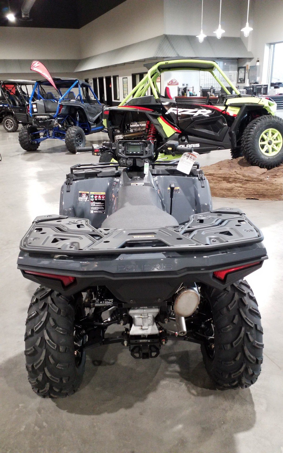 2021 Polaris Sportsman 570 Utility HD Limited Edition in Cedar Rapids, Iowa - Photo 3