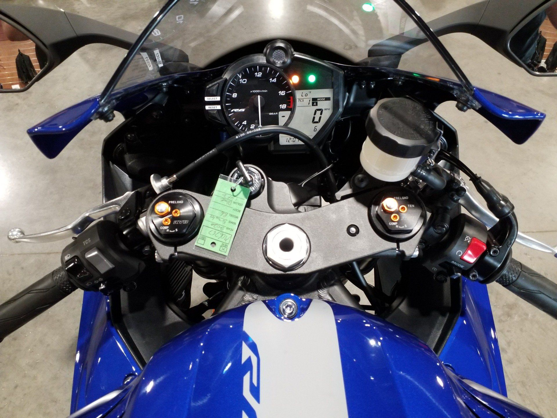 2020 Yamaha YZF-R6 in Cedar Rapids, Iowa - Photo 7