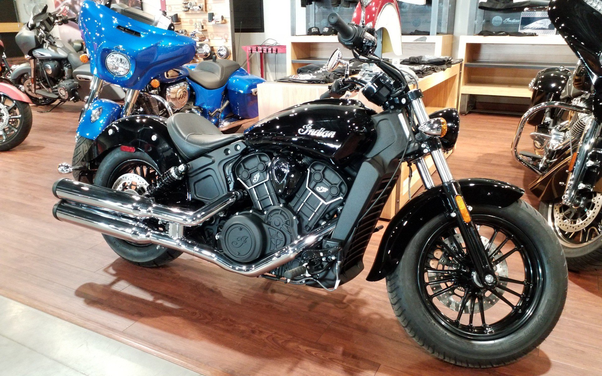 2021 Indian Scout® Sixty ABS in Cedar Rapids, Iowa - Photo 1