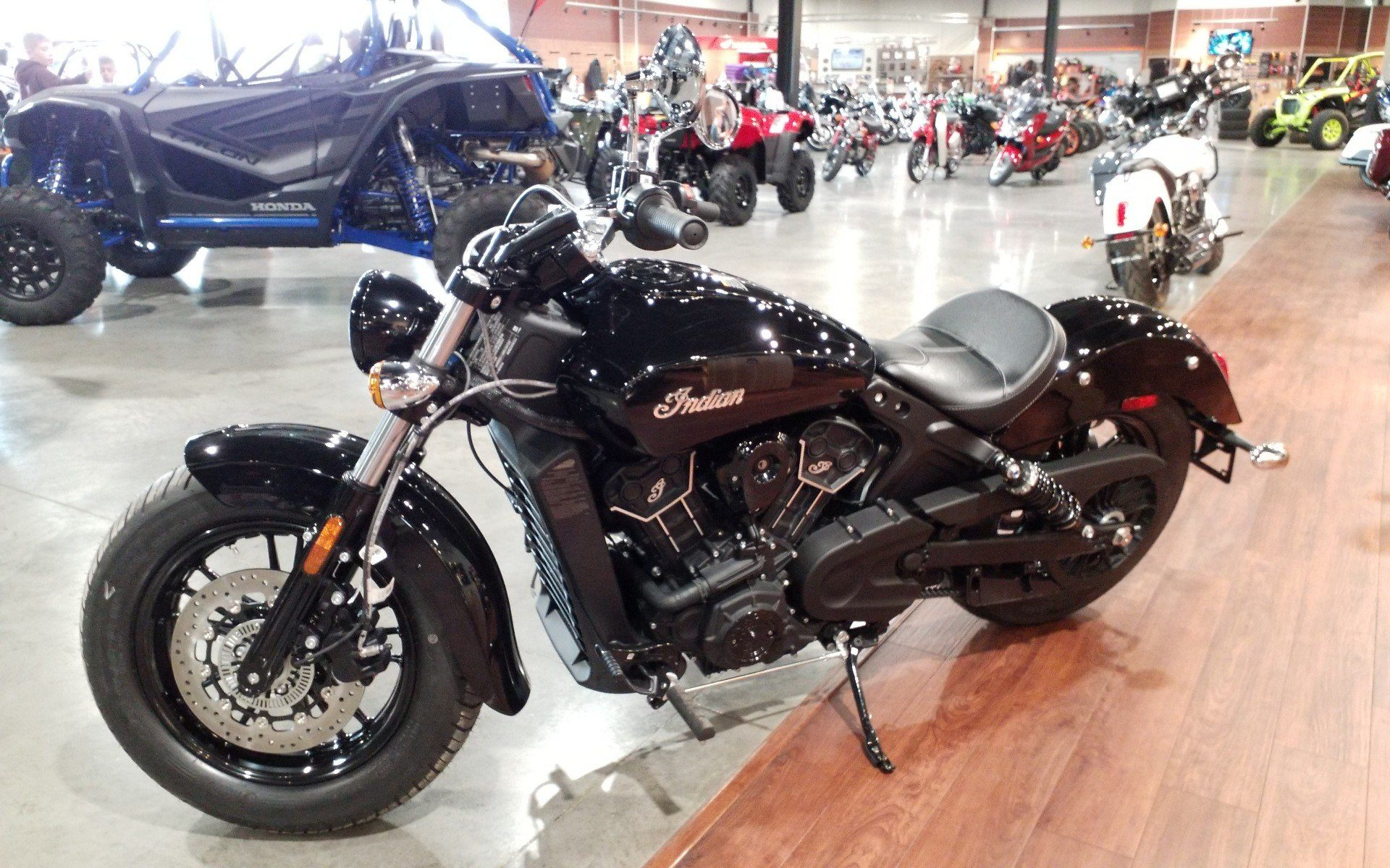 2021 Indian Scout® Sixty ABS in Cedar Rapids, Iowa - Photo 3