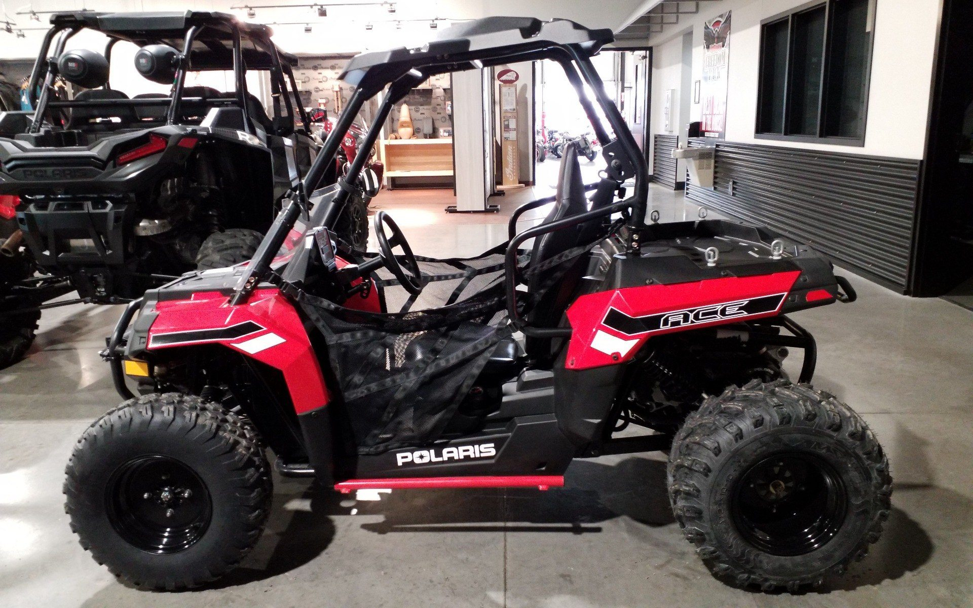 2018 Polaris Ace 150 EFI in Cedar Rapids, Iowa - Photo 1