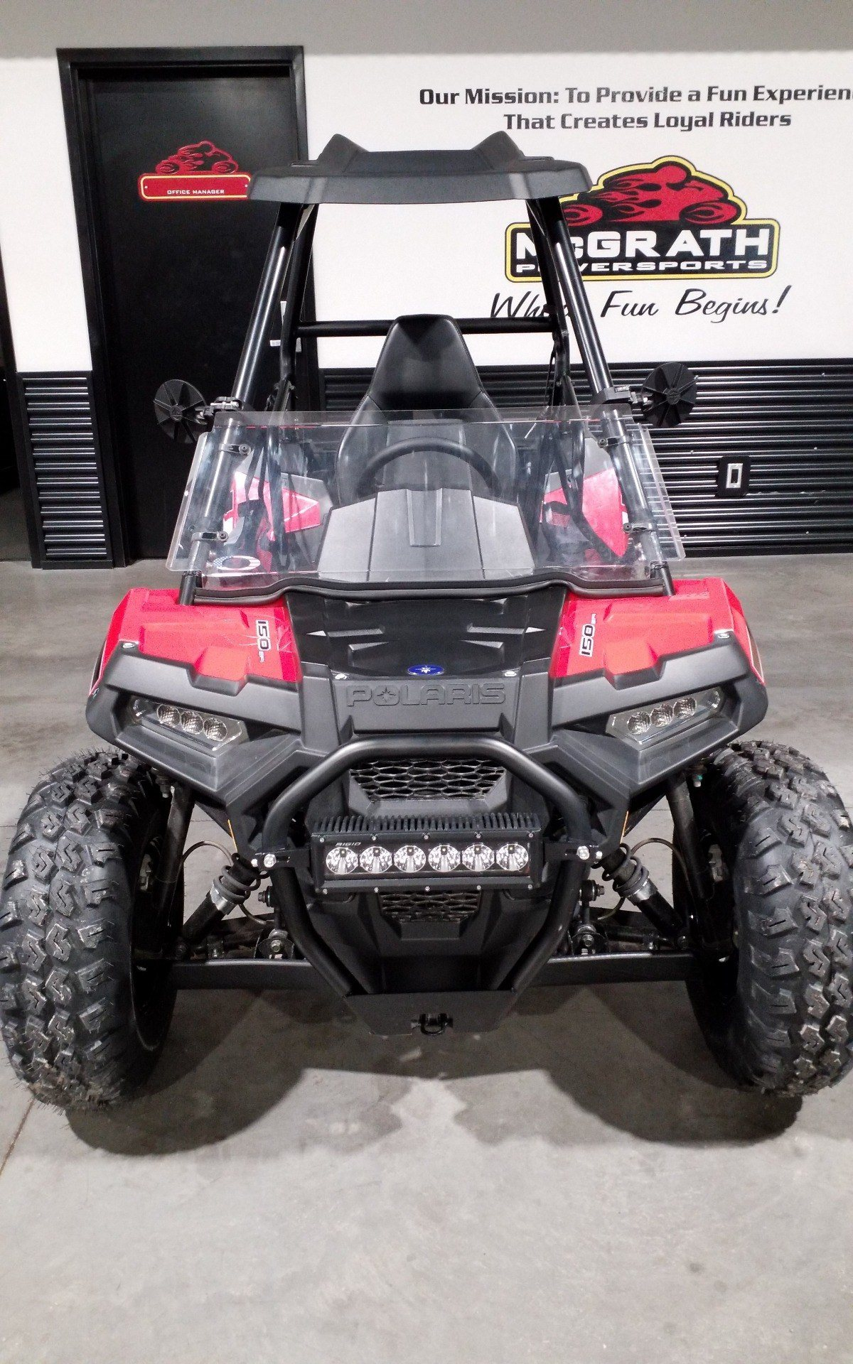 2018 Polaris Ace 150 EFI in Cedar Rapids, Iowa - Photo 2