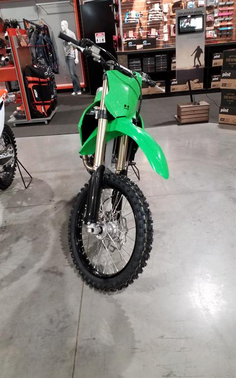 2021 Kawasaki KX 450X in Cedar Rapids, Iowa - Photo 3