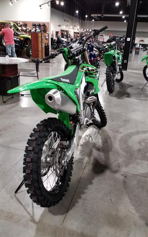 2021 Kawasaki KX 450X in Cedar Rapids, Iowa - Photo 5