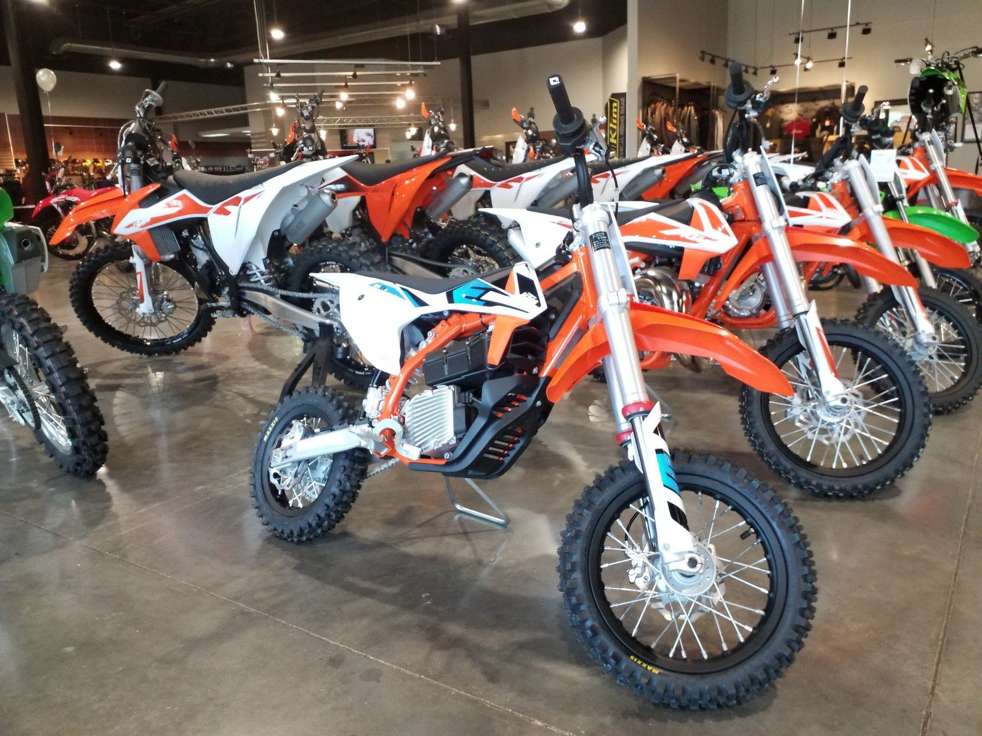 2020 KTM SX-E 5 in Cedar Rapids, Iowa - Photo 1
