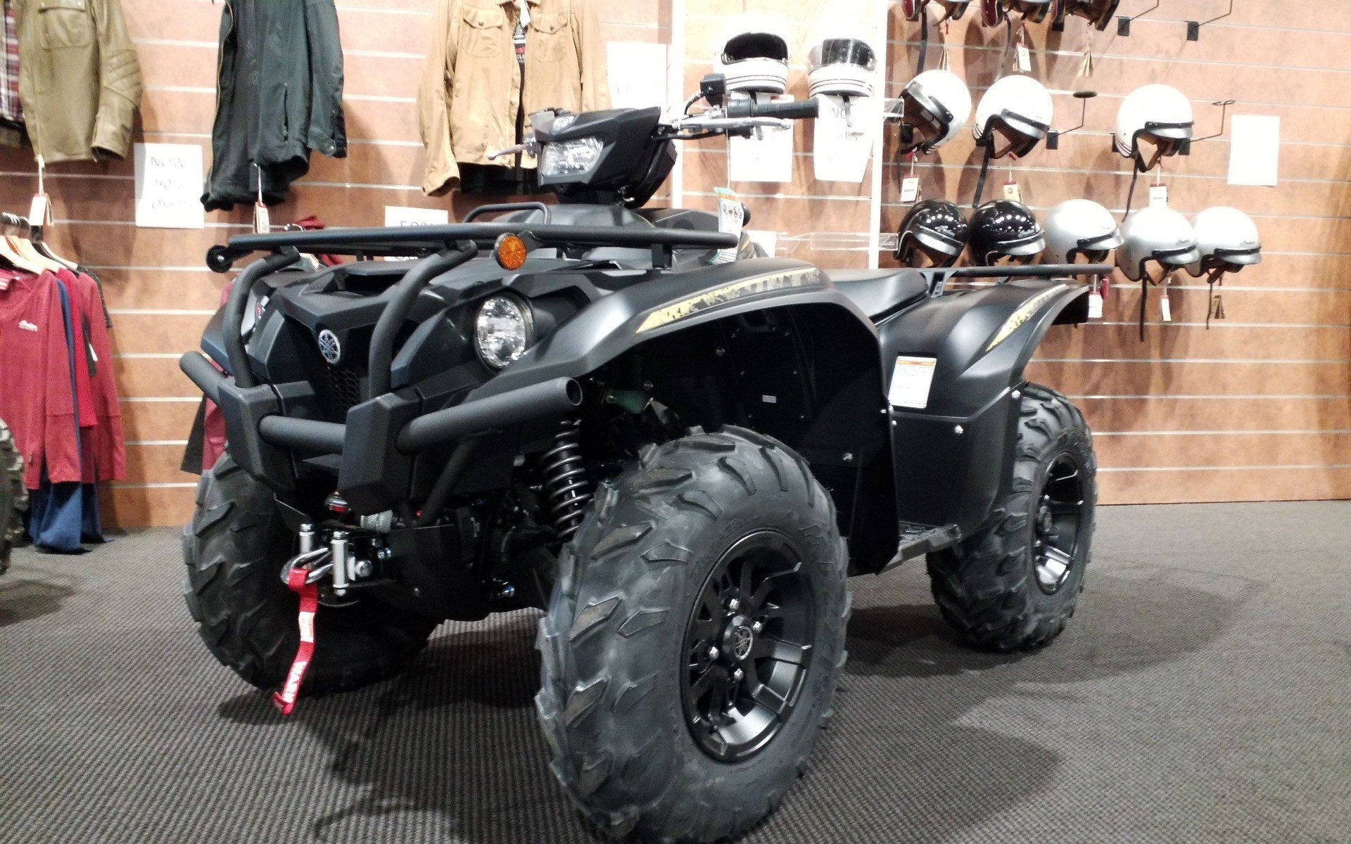 2020 Yamaha Kodiak 700 EPS SE in Cedar Rapids, Iowa - Photo 2