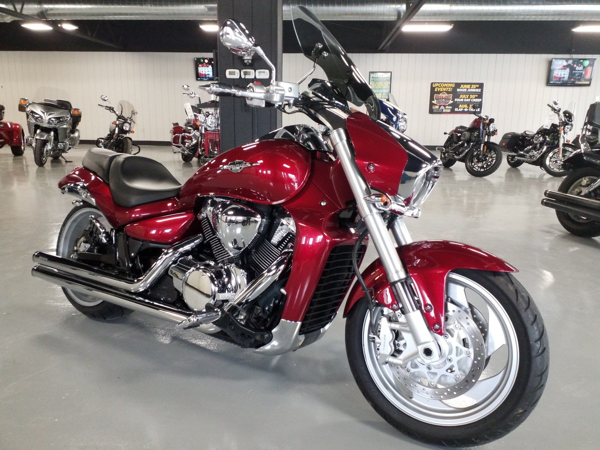 2007 Suzuki Boulevard M109R in Cedar Rapids, Iowa - Photo 1