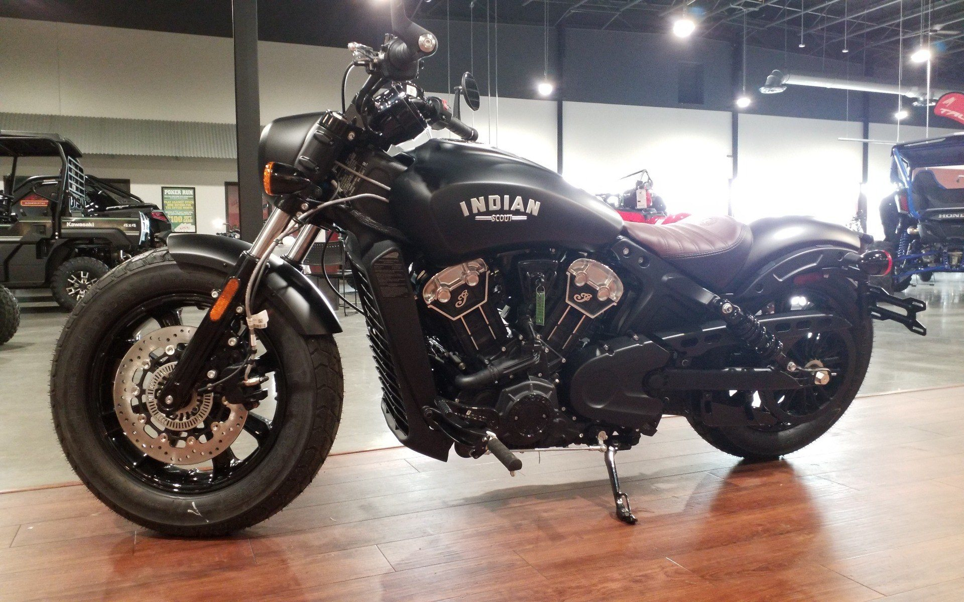 2021 Indian Scout® Bobber ABS in Cedar Rapids, Iowa - Photo 3