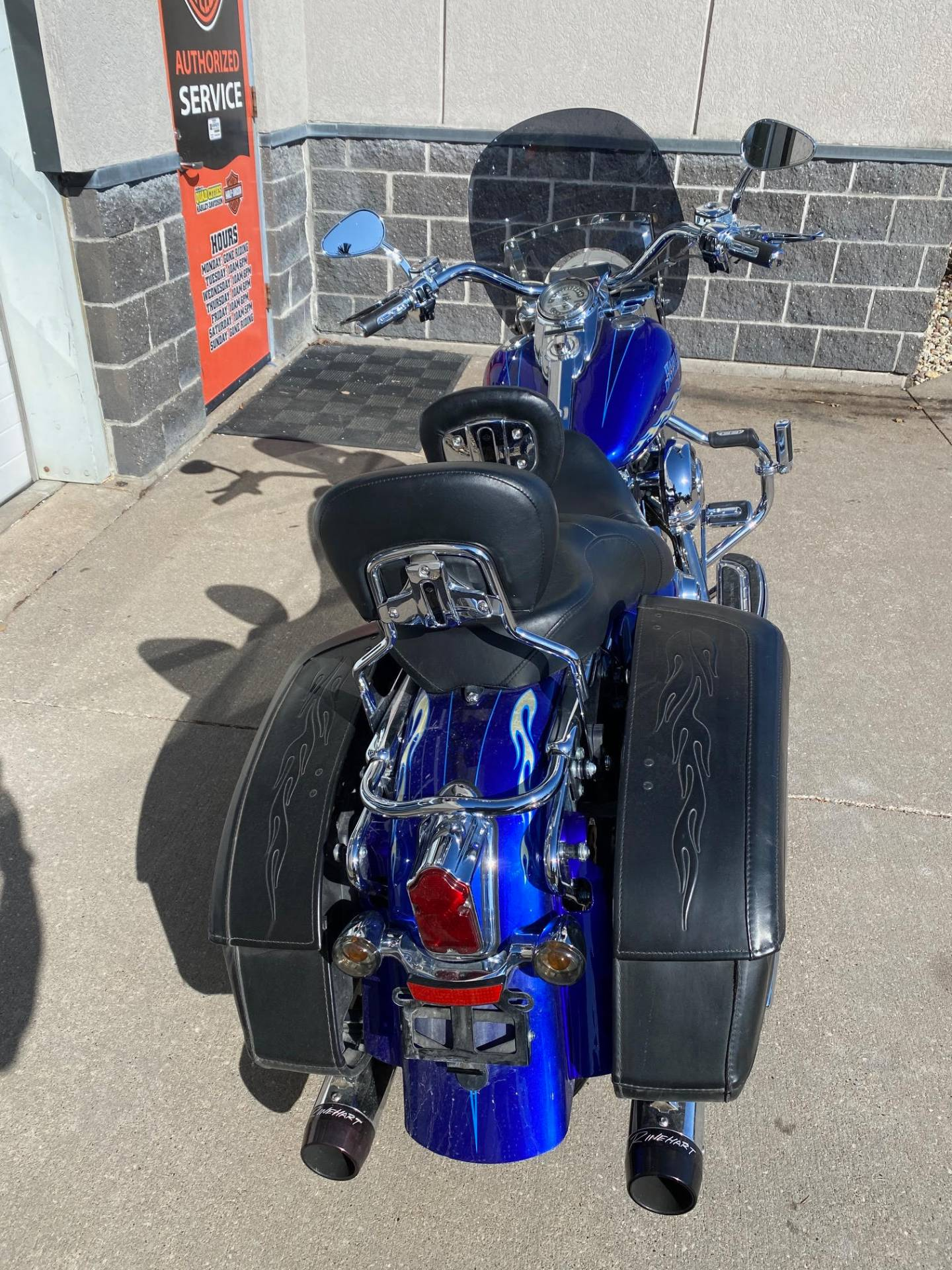 2007 Harley-Davidson FLHRSE3 Screamin' Eagle® Road King® in Davenport, Iowa - Photo 4