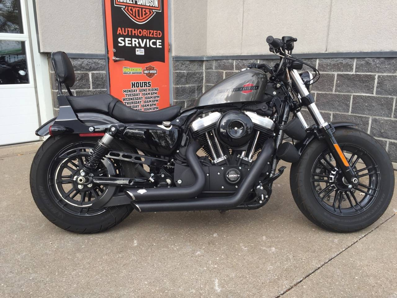 2019 Harley-Davidson Forty-Eight® in Davenport, Iowa - Photo 1