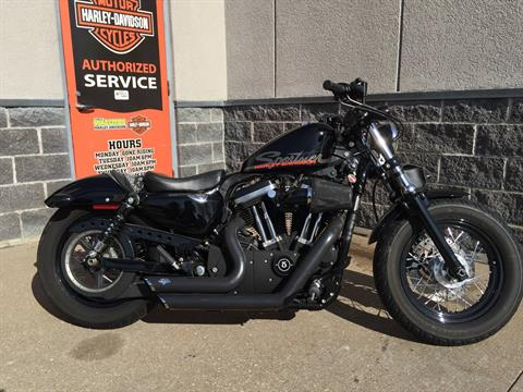 2010 Harley-Davidson Sportster® Forty-Eight™ in Davenport, Iowa - Photo 1