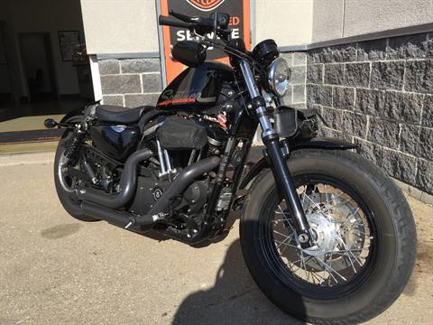 2010 Harley-Davidson Sportster® Forty-Eight™ in Davenport, Iowa - Photo 2