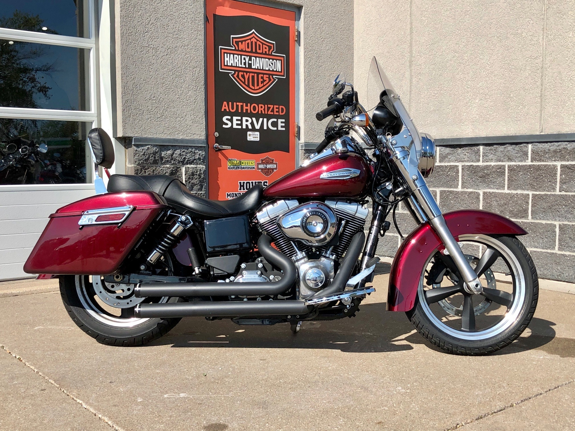 2015 Harley-Davidson Switchback™ in Davenport, Iowa - Photo 1