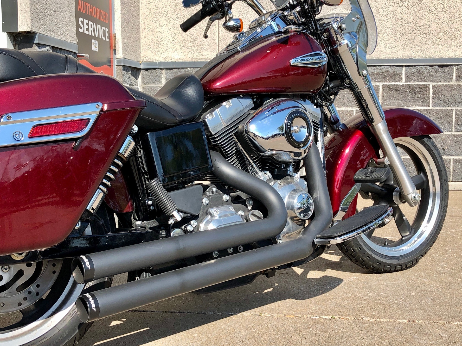 2015 Harley-Davidson Switchback™ in Davenport, Iowa - Photo 8