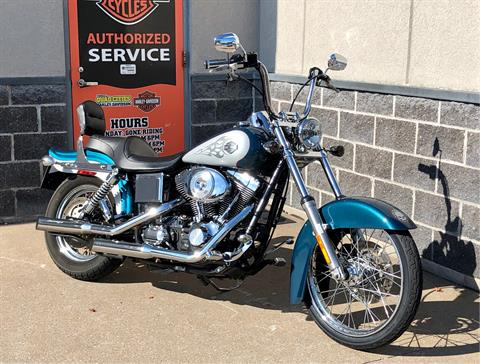 2004 Harley-Davidson FXDWG/FXDWGI Dyna Wide Glide® in Davenport, Iowa - Photo 2