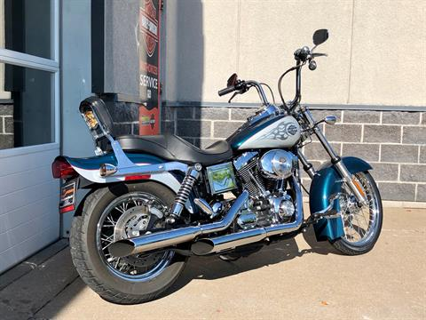 2004 Harley-Davidson FXDWG/FXDWGI Dyna Wide Glide® in Davenport, Iowa - Photo 3