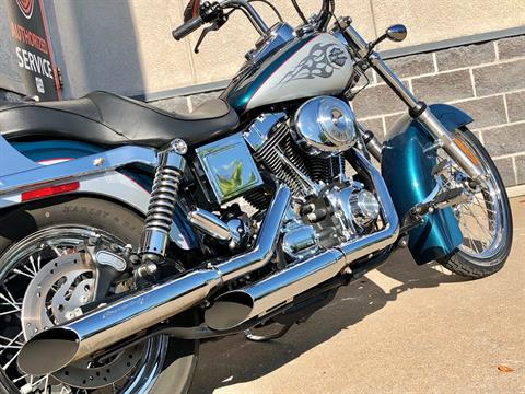 2004 Harley-Davidson FXDWG/FXDWGI Dyna Wide Glide® in Davenport, Iowa - Photo 9