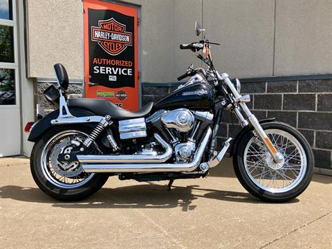 2012 Harley-Davidson Dyna® Super Glide® Custom in Davenport, Iowa - Photo 1