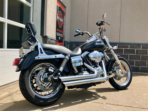 2012 Harley-Davidson Dyna® Super Glide® Custom in Davenport, Iowa - Photo 3