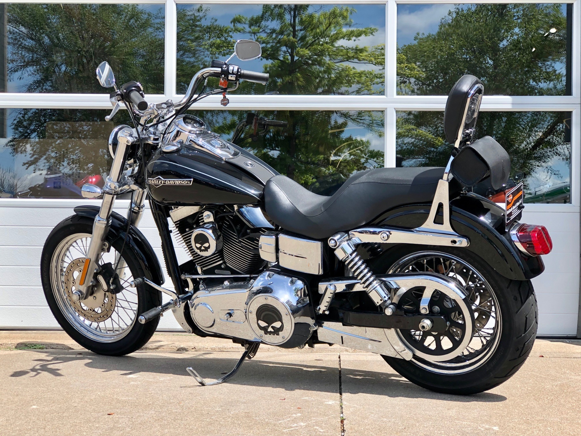2012 Harley-Davidson Dyna® Super Glide® Custom in Davenport, Iowa - Photo 6
