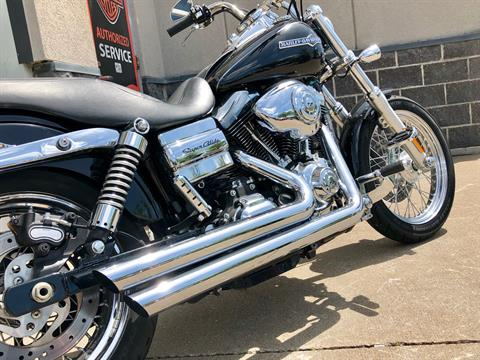 2012 Harley-Davidson Dyna® Super Glide® Custom in Davenport, Iowa - Photo 8