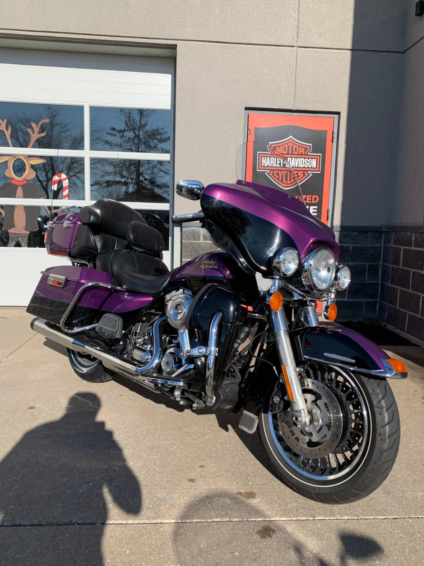 2011 Harley-Davidson Electra Glide® Ultra Limited in Davenport, Iowa - Photo 1
