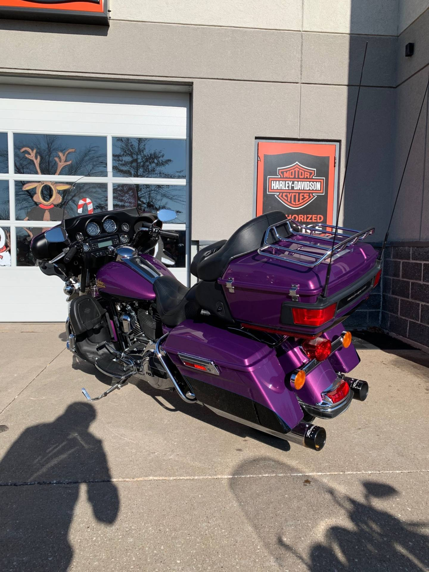 2011 Harley-Davidson Electra Glide® Ultra Limited in Davenport, Iowa - Photo 3
