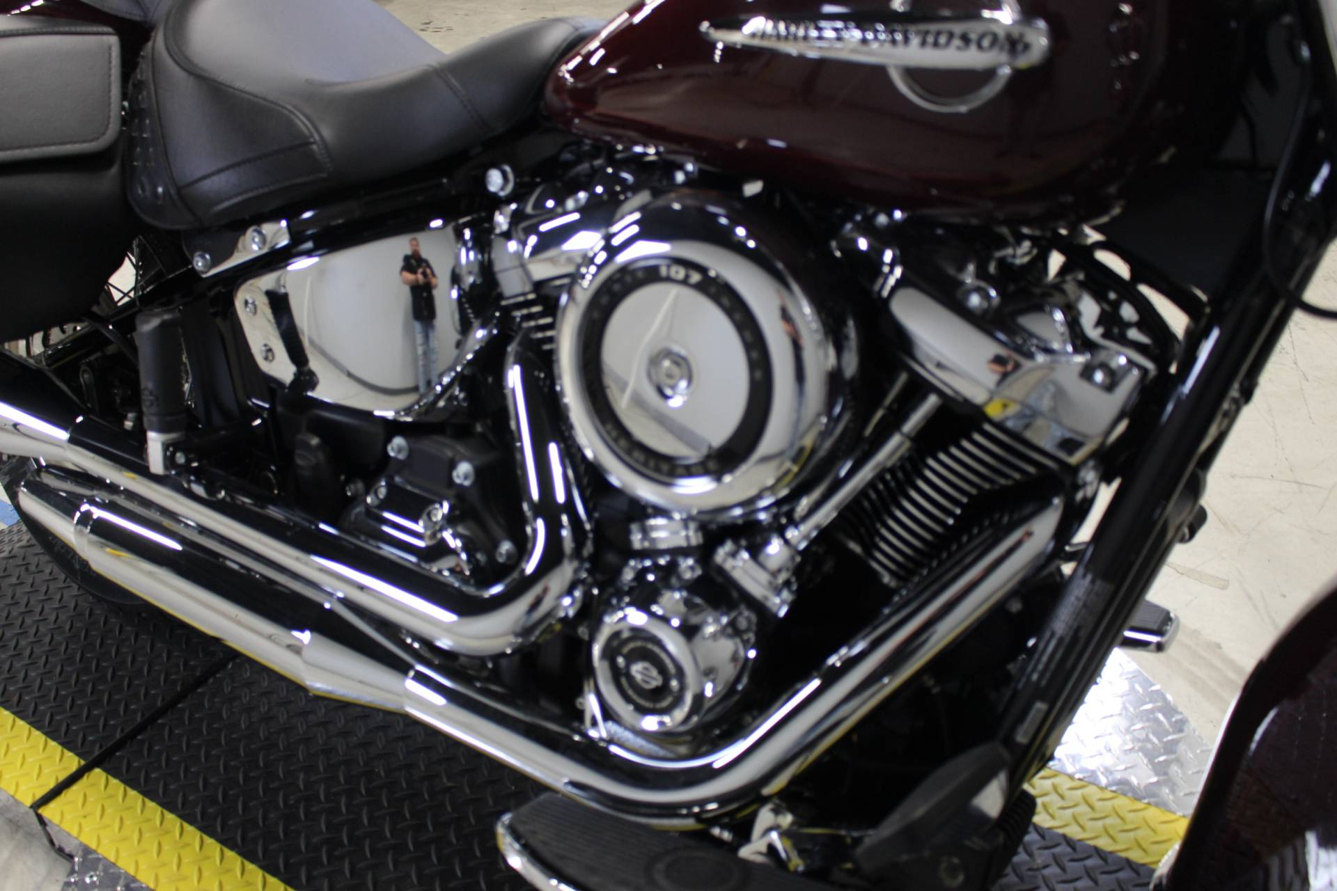 2020 Harley-Davidson Heritage Classic in Dubuque, Iowa - Photo 5